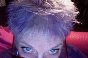 purple hair purple hair
